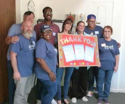 Intuit Volunteers 2017