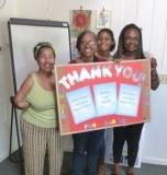 Grace Temple Volunteers 2017