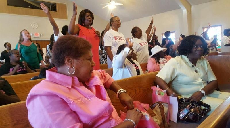 women's conf. service 11